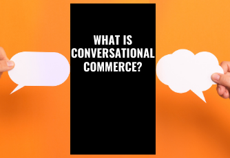 what is conversational commerce?